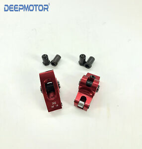 Small Block Ford 289 302 351w Sbf 1 6 Ratio 3 8 Aluminum Roller Rocker Arms