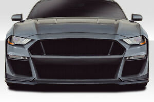 Duraflex Gt500 Wide Body Front Bumper For 18 20 Ford Mustang