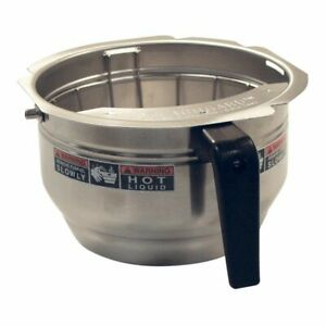 Bunn 34559 Gourmet C Brewing Funnel Assembly With Splashgard