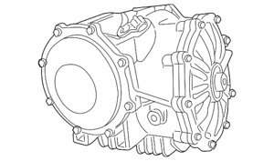 Genuine Gm Carrier Assembly 24242242