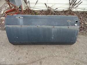 1970 Buick Riviera And Riviera Gs Rust Free Lh Driver Side Front Door