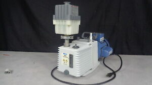 Welch 8920a Vaccum Pump With Marathon Electric Motor And Edwards Oil Filter