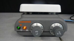 Corning Laboratory Stirrer Hot Plate 6795 220 120vac 283w 60hz