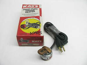 Kats K4l 10415 Engine Block Heater For Various Buick Oldsmobile Pontiac