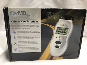 Car Md 2100 Vehicle Health System Diagnostic Code Reader For 1996 Newer Obd2