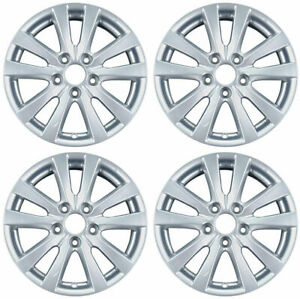 Set Of 4 16 Honda Civic Wheels For 2006 2013 Honda Civic