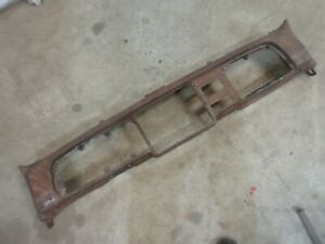 1950 Plymouth Special Deluxe Interior Main Dash Panel Structure Rat Rod Hot Rod