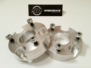 Sale 2 5 Billet Front Leveling Spacer Lift Kit 15 19 Chevy Colorado gmc Canyon