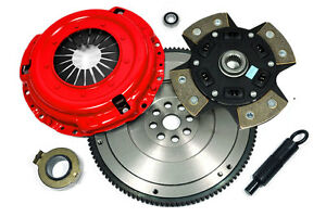 Kupp Racing Stage 3 Clutch Kit Flywheel For 89 95 Suzuki Samurai Sidekick