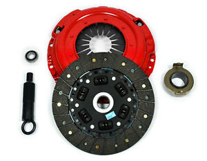 Kupp Clutch Kit 8 88 92 Corolla Alltrac 4afe 88 89 Mr2 Supercharged 1 6l