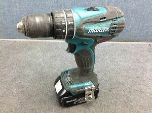 Makita Xph01 Lxt 18v Cordless 1 2 Hammer Driver drill With Battery