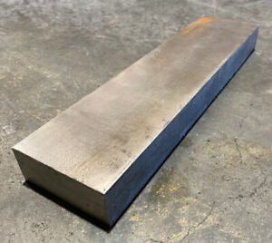 1 1 4 Thickness 304 Stainless Steel Flat Bar 1 25 X 3 X 12 Length
