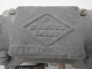 Model T Ford Accessory Diamond Exhaust Cut Out Mt 4056