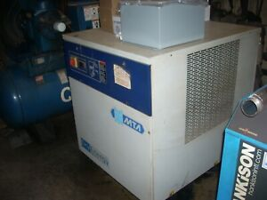 Used 2010 Mta Air Compressor Dryer Phase 3