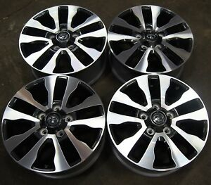 Toyota Tundra Sequioa 20 Factory Oem Wheels Rims 2007 18 69533 1934