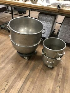 Hobart Mixer Accessories 140 Quart Bowl Buyer Pays For Shipping