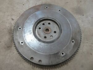 1953 Ford Customline Car Manual Transmission Ring Gear Fly Wheel Flat Head V8
