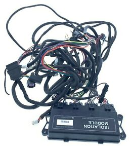 Douglas Dynamics Isolation Module Western Fisher Snow Plow Wiring Harness