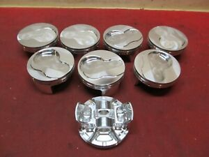 Nascar New Bme Forged Pistons Ro7 Chevrolet 14139