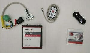 Vector Gl2000 4 Channel Can Data Logger W remote Trigger And Software