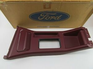 Oem Ford Center Console Shifter Bezel For 1992 1993 Thunderbird Cougar