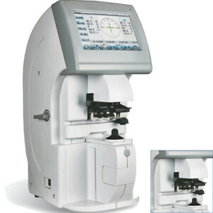 Lcd Touch Screen Auto Lensmeter Optical Lensometer Focimeter Optometry Machine