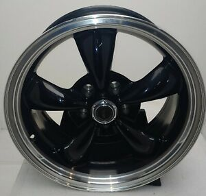 American Racing Ar 105 Shelby Cobra Torq Thrus Black X 17x7 5x114 3 Et 0