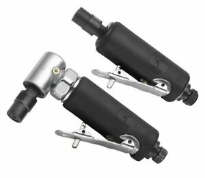 Atd 2122 2 Pc Air Straight And Angle Die Grinder Set