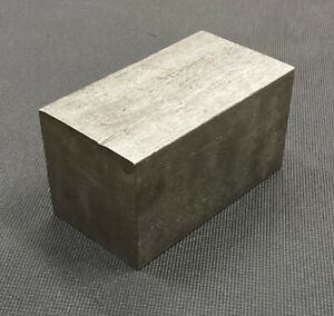 3 Thickness 304 Stainless Steel Square Bar 3 X 3 X 5 4375 Length