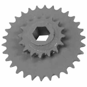Fertilizer Transmission Chain Gear Sprocket 16 30 Tooth Compatible With