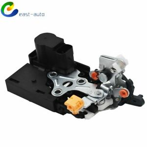 Power Door Lock Actuator W Latch Assembly For Chevrolet Gmc Rear Right