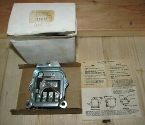Nos Vintage Original Voltage Regulator 1119515 Date Code 6ma General Motors