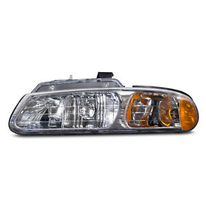 Fits 2000 Dodge Caravan chrysler Town country plymouth Voyager Driver Headlight