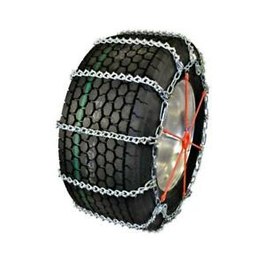 Quality Chain Wide Base V bar Cam 275 55 18 Truck Tire Chains
