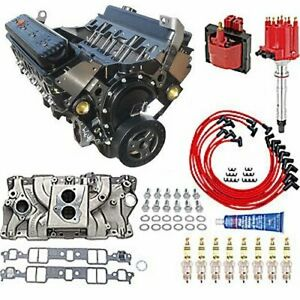 Chevrolet Performance 12703983k2 Gm Goodwrench 350 Truck Engine Kit 1987 1995 Ch