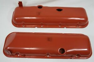 Keen Parts 140418 Big Block Chevy Valve Covers 1967 1974 Corvette C2 c3 Will Fit