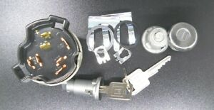 Fits Chevy Gmc Truck Ignition Switch Ign Cylinder Door Lock Set Keys 1967 1972