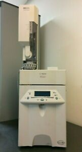 Agilent 6850 Series Ii Gc System With Hp 7683 Headspace Sampler Comp Soft