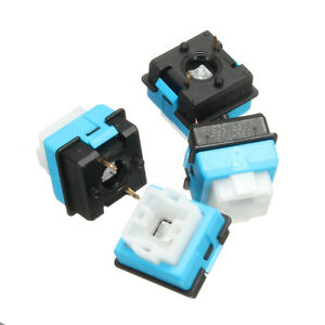 4x Plastic B3k t13l Romer G Replacement Switches For Logitech G310 G810 G910