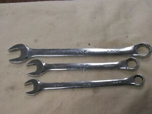 Sk 88516 16mm 88319 19mm 88324 24mm Combination Wrenches 215517