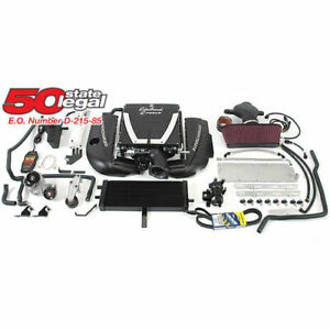 Edelbrock 15701 E force Stage 2 Supercharger Kit 2014 2016 Corvette Stingray Z51