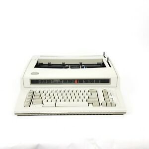 Ibm Personal Wheelwriter 3 By Lexmark Electronic Typewriter Free Shipping