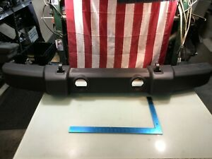 07 17 Jeep Wrangler Front Bumper Bar Cover E