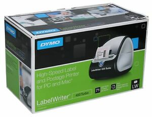 Dymo Labelwriter 450 Turbo For Pc And Mac Ea 1752265