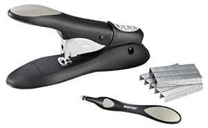 Personal Heavy Duty No jam Stapler Value Kit 60 Sheets W Push style Remover