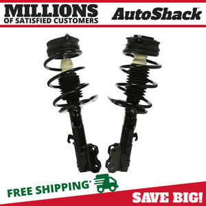 Front Complete Strut Assembly Pair For 2013 Nissan Sentra