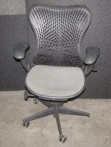 herman Miller Mirra Adjustable Gray Medium Office Chair Parts repair ar218