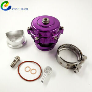 Tial 50mm V band Blow Off Valve Bov Q Typer With Weld On Aluminum Flange 35 Psi