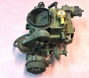 Carter 2 Barrel Bbd Carburetor Jeep Yj Cj7 Cj8 4 2 Amc