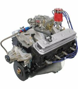 Blueprint Engines Crate Engine Sbc 355 385hp Dressed Model Bp3550ctc1